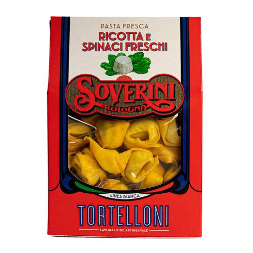 Tortelloni ricotta spinaci Soverini