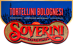 Tortellini Soverini – Pasta Fresca Logo