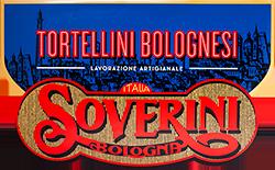 Tortellini Soverini – Pasta Fresca Logo